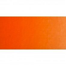 Old Holland : Watercolour Paint : Half Pan : Scheveningen Orange