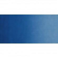 Old Holland : Watercolour Paint : Half Pan : Cerulean Blue Deep