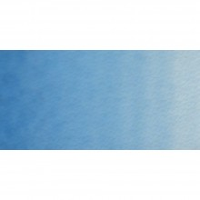 Old Holland : Watercolour Paint : Half Pan : Cerulean Blue Light