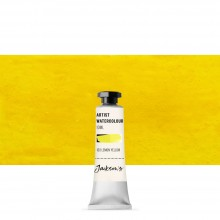 Jackson's : Artist Watercolour Paint : 10ml : Lemon Yellow