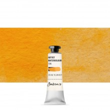 Jackson's : Artist Watercolour Paint : 10ml : Cadmium Yellow Deep