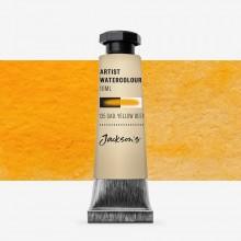 Jackson's : Artist Watercolour Paint : 10ml : Cadmium Yellow Deep