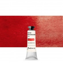 Jackson's : Artist Watercolour Paint : 10ml : Cadmium Red Light