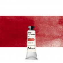 Jackson's : Artist Watercolour Paint : 10ml : Bright Red