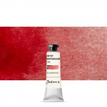 Jackson's : Artist Watercolour Paint : 10ml : Jackson's Red (Pyrrole)