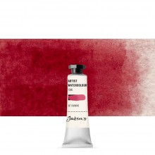 Jackson's : Artist Watercolour Paint : 10ml : Carmine