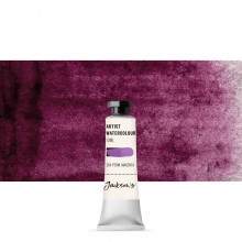 Jackson's : Artist Watercolour Paint : 10ml : Permanent Magenta