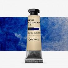 Jackson's : Artist Watercolour Paint : 10ml : Ultramarine Deep