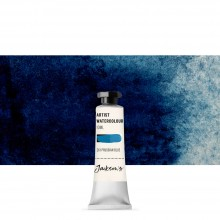 Jackson's : Artist Watercolour Paint : 10ml : Prussian Blue