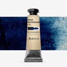 Jackson's : Artist Watercolour Paint : 10ml : Prussian Blue