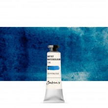 Jackson's : Artist Watercolour Paint : 10ml : Phthalocyanine Blue
