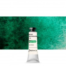 Jackson's : Artist Watercolour Paint : 10ml : Viridian