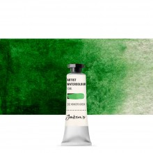 Jackson's : Artist Watercolour Paint : 10ml : Hookers Green