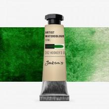 Jackson's : Artist Watercolour Paint : 10ml : Hookers Green