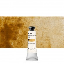 Jackson's : Artist Watercolour Paint : 10ml : Yellow Ochre