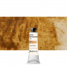 Jackson's : Artist Watercolour Paint : 10ml : Raw Sienna