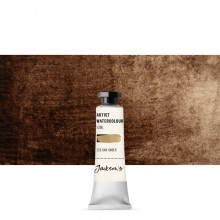 Jackson's : Artist Watercolour Paint : 10ml : Raw Umber