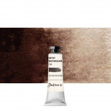 Jackson's : Artist Watercolour Paint : 10ml : Van Dyke Brown