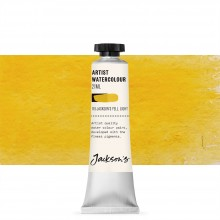 Jackson's : Artist Watercolour Paint : 21ml : Jackson's Yellow Light