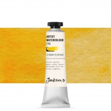 Jackson's : Artist Watercolour Paint : 21ml : Indian Yellow Hue