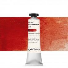 Jackson's : Artist Watercolour Paint : 21ml : French Vermillion