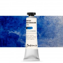 Jackson's : Artist Watercolour Paint : 21ml : French Ultramarine