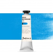 Jackson's : Artist Watercolour Paint : 21ml : Cerulean Blue
