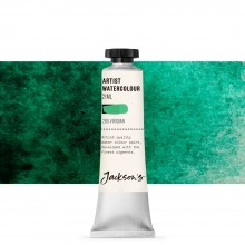 Jackson's : Artist Watercolour Paint : 21ml : Viridian