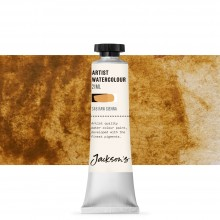Jackson's : Artist Watercolour Paint : 21ml : Raw Sienna