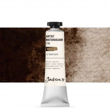 Jackson's : Artist Watercolour Paint : 21ml : Warm Sepia
