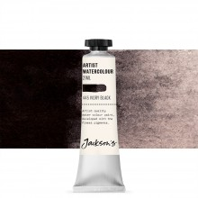 Jackson's : Artist Watercolour Paint : 21ml : Ivory Black