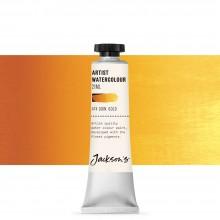 Jackson's : Artist Watercolour Paint : 21ml : Quinacridone Gold