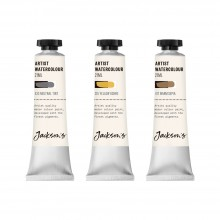 Jackson's : Artist Watercolour Paint : Earth Set 2 : 21ml : Set of 3