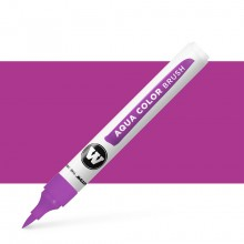 Molotow : Aqua Colour Brush Marker : Purple 010