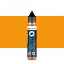 Molotow : Grafx Aqua Ink Refill : 30ml : Orange #003