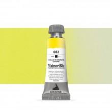 MaimeriBlu : Watercolour Paint : Half Pan : Cadmium Yellow Lemon
