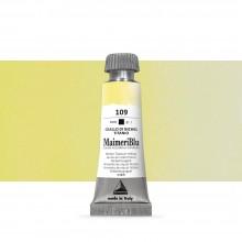 MaimeriBlu : Watercolour Paint : Half Pan : Nickel Titanium Yellow