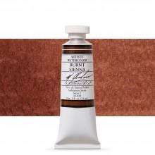 M. Graham : Artists' Watercolour Paint : 15ml : Burnt Sienna