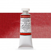 M. Graham : Artists' Watercolour Paint : 15ml : Cadmium Red