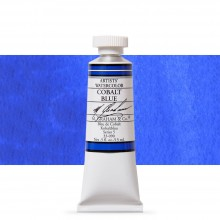 M. Graham : Artists' Watercolour Paint : 15ml : Cobalt Blue