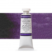 M. Graham : Artists' Watercolour Paint : 15ml : Dioxazine Purple