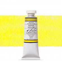 M. Graham : Artists' Watercolour Paint : 15ml : Hansa Yellow