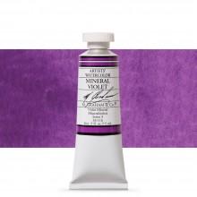 M. Graham : Artists' Watercolour Paint : 15ml : Mineral Violet