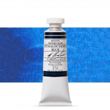 M. Graham : Artists' Watercolour Paint : 15ml : Phthalo Blue