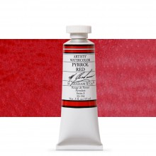 M. Graham : Artists' Watercolour Paint : 15ml : Pyrrol Red