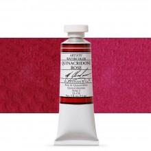 M. Graham : Artists' Watercolour Paint : 15ml : Quinacridone Rose