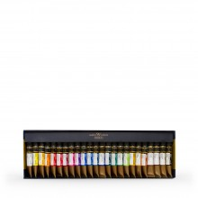 Mijello : Mission Gold : Watercolour Paint : 7ml : Set of 24