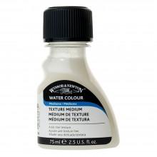Winsor & Newton : Watercolour Medium : 75ml : Texture Medium