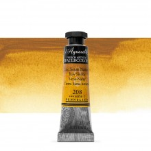 Sennelier : Watercolour Paint : 10ml : Raw Sienna