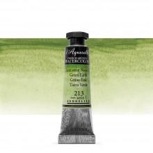 Sennelier : Watercolour Paint : 10ml : Green Earth